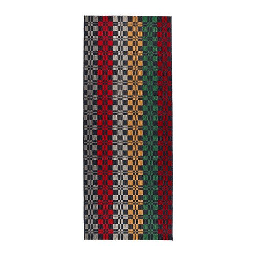 Wundersch 246 Nen Tapis Multicolore Ikea L Id 233 E D Un Tapis