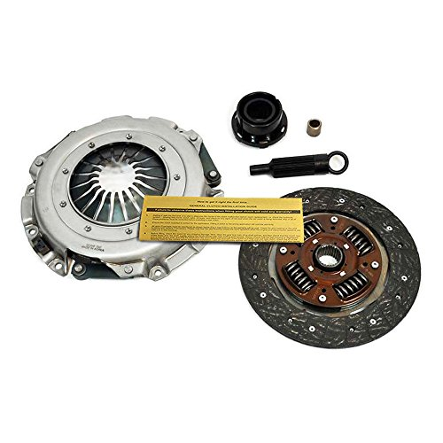 Chevrolet S10 Clutch Kit (EFT PREMIUM CLUTCH KIT 96-01 CHEVROLET S-10 GMC SONOMA 96-00 ISUZU HOMBRE 2.2L)
