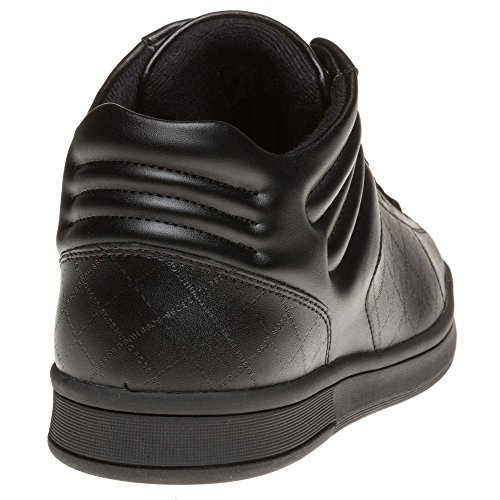 Boss Green Ray Adv Mid Hombre Zapatillas Negro Black