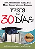 img - for Tesis en 30 dias  (Spanish Edition) book / textbook / text book