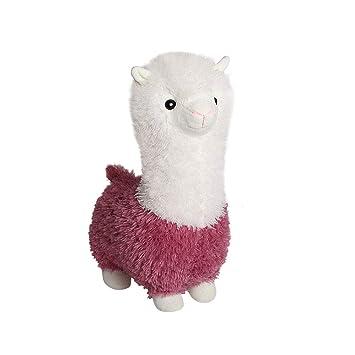 Amazon Com Alpaca Plush Toy 11 Inches Cartoon Fabric Llama Stitch