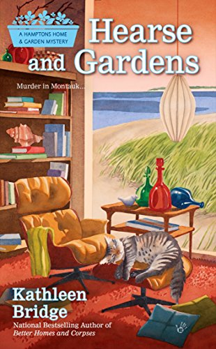 Hearse and Gardens (Hamptons Home & Garden Mystery)