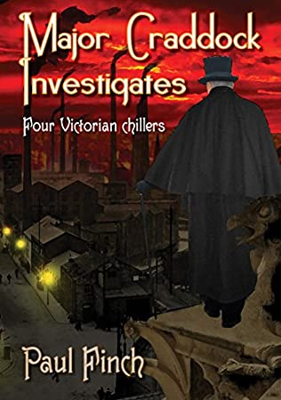 book cover of Major Craddock Investigates