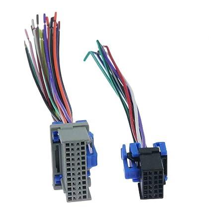 Marvelous Amazon Com Honscreat 2Pcs 71 2003 1 Envoy Radio Stereo Wire Harness Wiring 101 Capemaxxcnl
