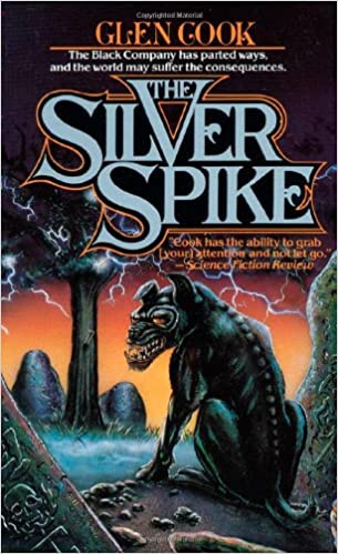 Silver Spike Cover