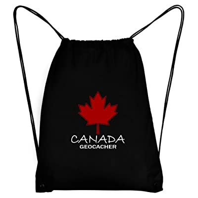 Teeburon CANADIAN MAPLE Geocacher Sport Bag