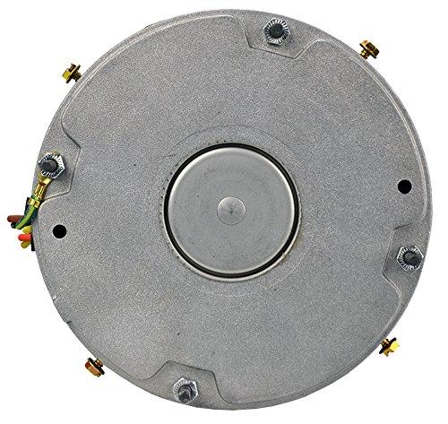 Rheem Universal Condenser Motor - 1/3 hp 208-230/1/60 (1075 rpm/1 speed) #W51-13CJA1-02 - 2 Speed Universal Motor