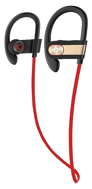listenman inalámbrica Bluetooth auriculares in-ear auriculares para Running con micrófono (V4.1
