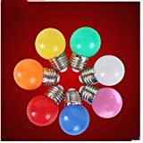 yo yo starter kit - Etbotu Bright LED Decoration Atmosphere Colour Small Bulb E27 Spiral Outdoor Indoor(Color Random)
