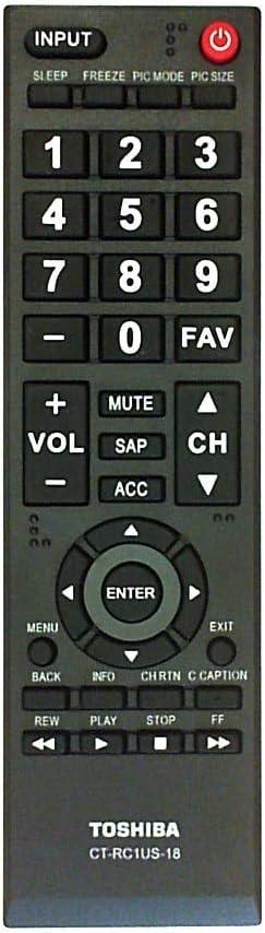 PartsStop CT-RC1US-19 Remotes