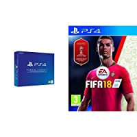 PlayStation 4 500 Gb D Chassis (Ricondizionato Certificato) + FIFA 18 [Bundle]