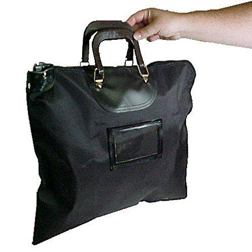 - Black HIPAA Locking Courier Bags w/Handles