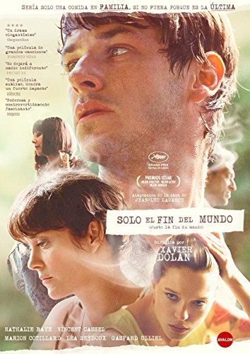 solo-el-fin-del-mundo-juste-la-fin-du-monde-spanish-release