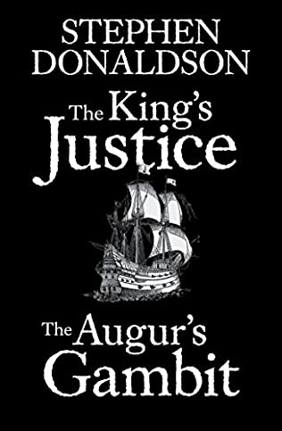 book cover of Augur\'s Gambit / The King\'s Justice