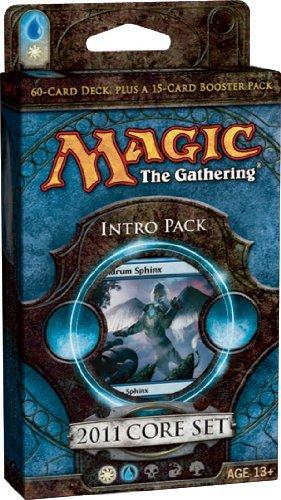 (Magic the Gathering- MTG: 2011 Core Set M11 - Theme Deck - Intro Pack 2 - Pow...)
