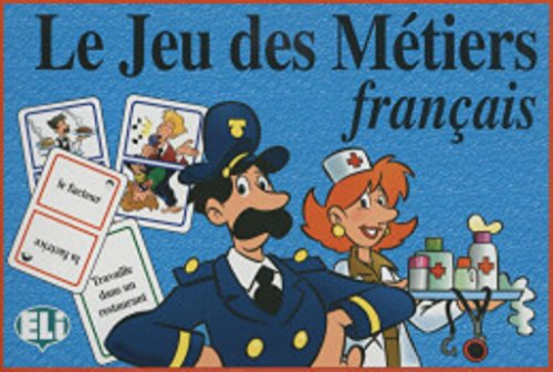 Le Jeu Des Metiers: Game (French Edition)