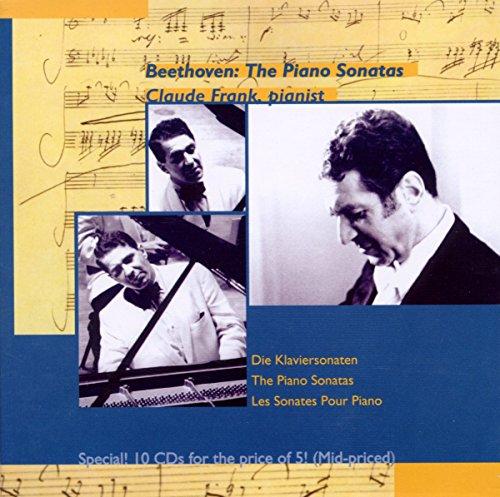 UPC 017685464027, Beethoven: Complete Piano Sonatas