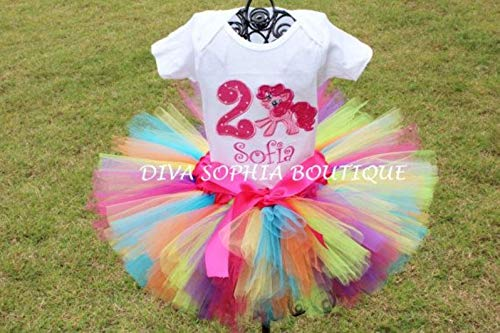 Rainbow Pony - Pinkie Pie Tutu Set
