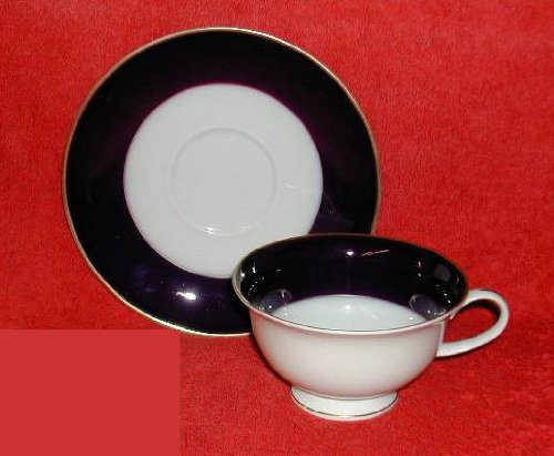 (Rosenthal Claudine #3664 Cups & Saucers)