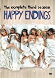 DVD : HAPPY ENDINGS (2011) - SEASON 03
