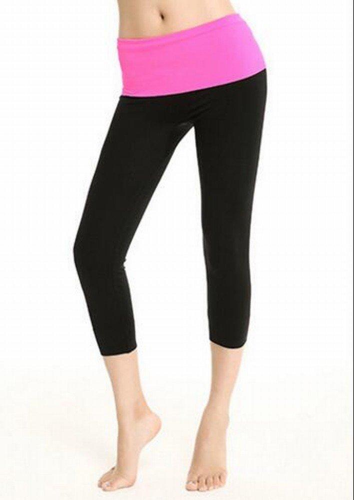 YJFF Pantalones de Yoga Pantalones de Yoga de Culturismo ...