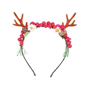 Alice Band Headband Hair Band Girls Women Party Xmas