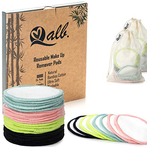 Qalb Reusable Cotton Rounds