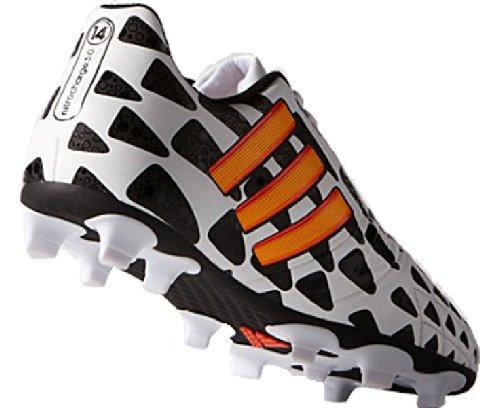 adidas Performance Herren Fußballschuhe weiß/schwarz