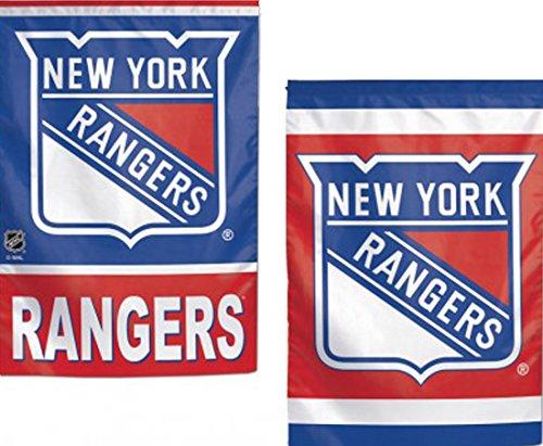 Garden Flag, 12.5 x 18 inches, 2 sided print crest logo (Crest Banner Hat)