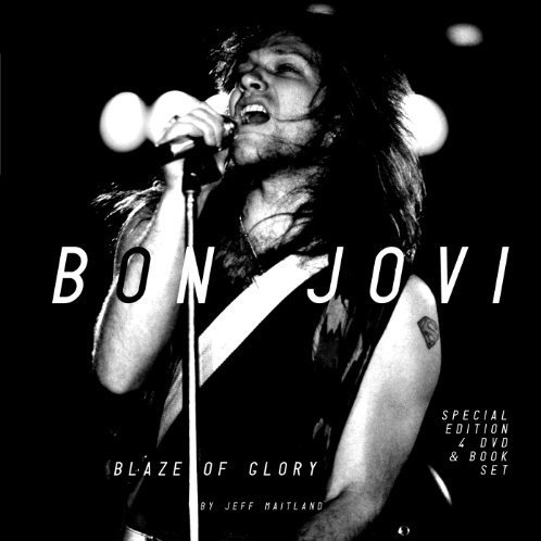 Read Online Bon Jovi: Blaze of Glory pdf epub