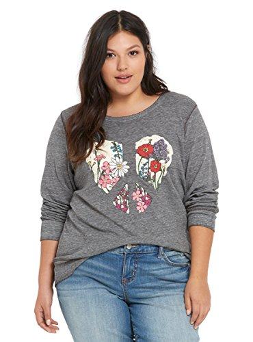 Flower Peace Sweatshirt