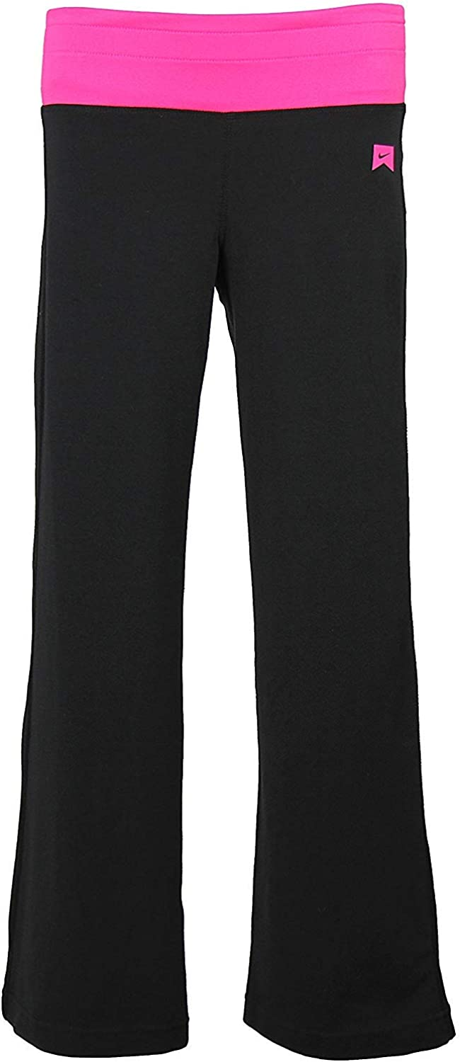 Nike Girls Action Yoga Pants Black X Large Amazon Ca Clothing Accessories