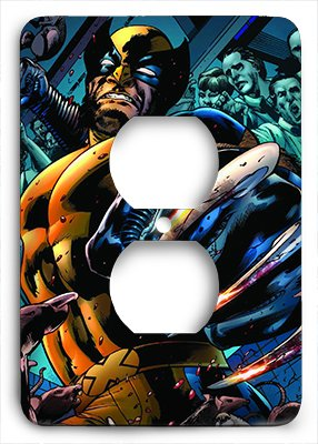 Wolverine Extreme - XMan Outlet Cover