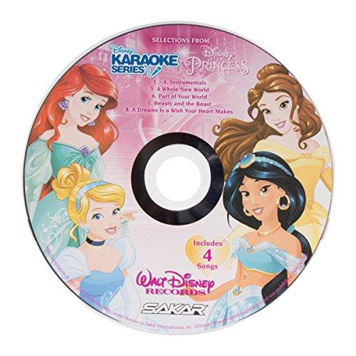 Princess Flashing Disco Ball Karaoke by Disney Princess (Image #7)