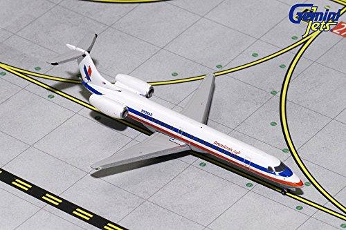 GeminiJets GEMGJ1565 1:400 American Eagle Embraer ERJ-145 Reg #N639AE (pre-painted/pre-built)