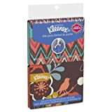 KIMBERLY-CLARK PROFESSIONAL* KLEENEX Facial Tissue Wallet Packs, Three-Ply, White - Includes 96 ten-tissue packs.