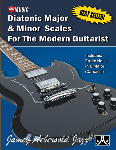 Diatonic Major And Minor Scales For The Modern Guitarist
