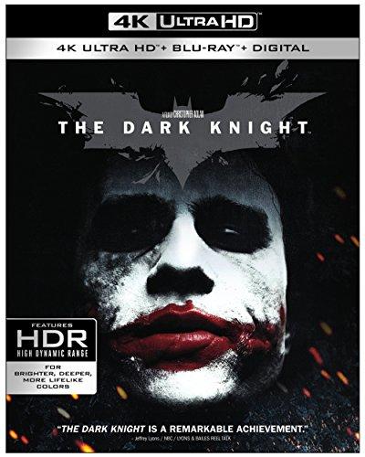 The Dark Knight (Ultra HD/BD) [Blu-ray]