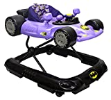 WB KidsEmbrace Baby Batgirl Activity Walker - Car with Music and Lights