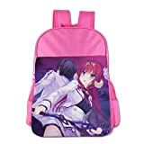 Ange Vierge School Bag Pink