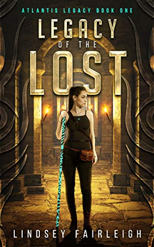 Legacy of the Lost (Atlantis Legacy, #1)