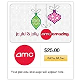 AMC Theatres Ornaments Gift Cards - E-mail Delivery