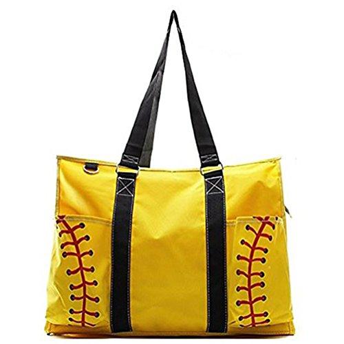 N Gil All Purpose Organizer Medium Utility Tote Bag 1 - Softball
