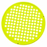"CanDo Web Hand Therapy Device, Latex-Free, 14"" Diameter, Yellow: X-Light"