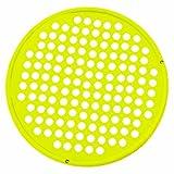 "CanDo Web Hand Therapy Device, Latex-Free, 14"" Diameter, Yellow: X-Light"