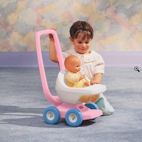Little Tikes Classic Doll Stroller by Little Tikes