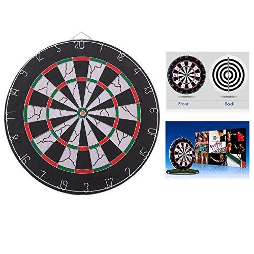 itian-18-inch-portable-wall-hanging-dartboard-champion-tournament-bristle-dartboard-double-sided-flo