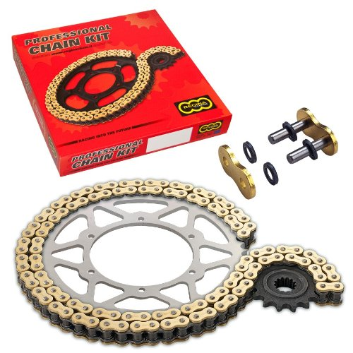 Regina Z Ring Aluminium Chain Set Ducati 900 Monster i.e. (2002 Onwards) (Aluminium Motorrad)