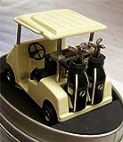Fossil Golf Cart Desk Clock