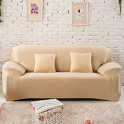 eDealMax Cubre Sillas Sofá hoja de la cubierta Funda Protector de estiramiento cubierta de asiento del